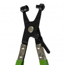 Alicate p/abraçadeiras elásticas c/ponta reta