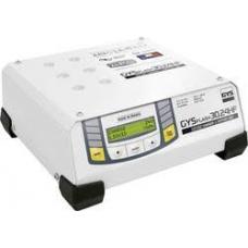 Carregador baterias automático de alta frequência GYSFlash 30.24HF Inverter 30A