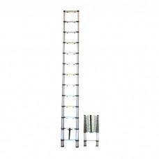 Escada telescópica 12 degraus