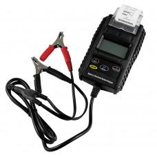 Comprovador de baterias e alternadores c/impressora