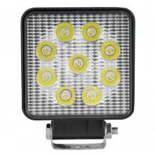 Farol auxiliar led luz concentrada
