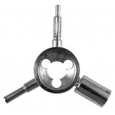 Chave multinfuncional p/ válvulas