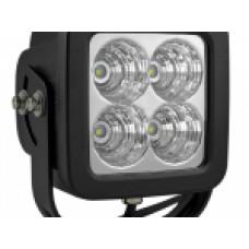 Farol auxiliar led lux dispersa 3600Lm