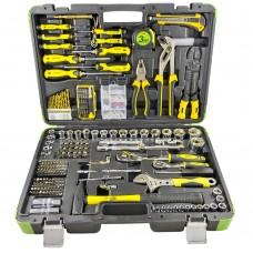 Caixa de ferramentas de 303 pçs c/chaves hexagonais