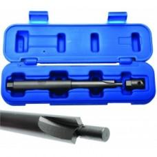 Fresa de 15 mm para limpeza da zona onde assenta o injector