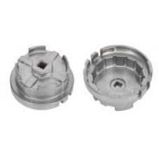 Chave filtro Óleo p/ motores Toyota e Lexus 64,5mm
