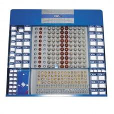 Armário de lâmpadas 12V