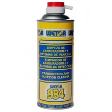 WETOR 984 - SPRAY LIMPEZA DE CARBURADORES E INJETORES (400ML)