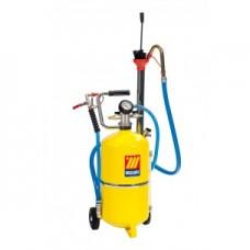 Aspirador de óleo 24lts