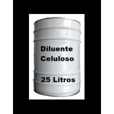 Diluente celuloso limpeza 25lt